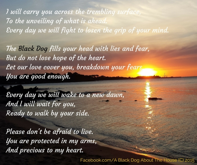Poem Do not be afraid